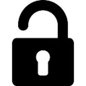 Lock clipart unlocked Padlock Unlocked and Unlocked files