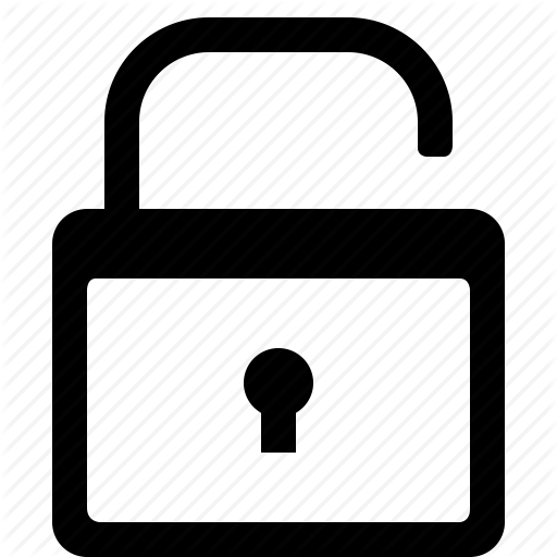 Lock clipart unlocked Open icon lock unlocked opened