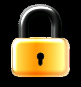 Lock clipart vintage Art Lock Lock free