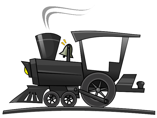 Locomotive clipart diesel train Use Domain Locomotive Clip Free