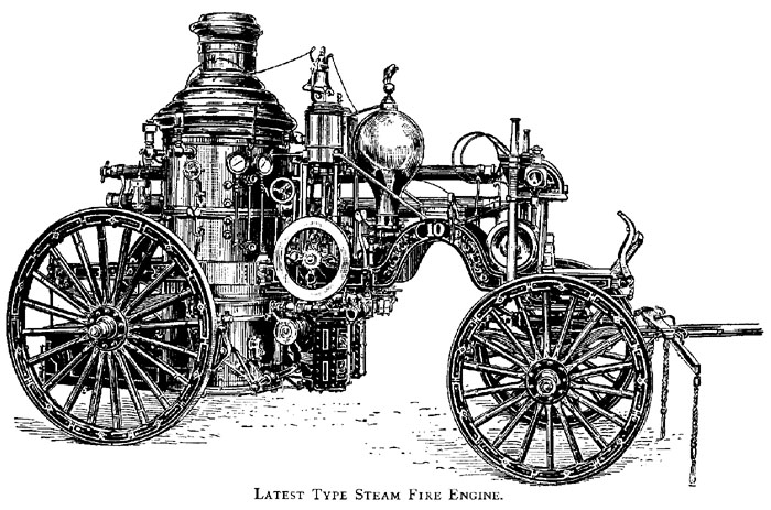 Locomotive clipart 19th century Fire+truck+clip+art  images fire art