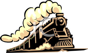 Railways clipart cartoon #6