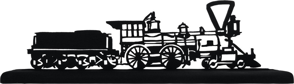 Locomotive clipart diesel train Locomotive Silhouette Locomotive Silhouette Train