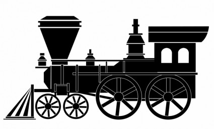 Locomotive clipart kereta api Misc Train Old Train Old