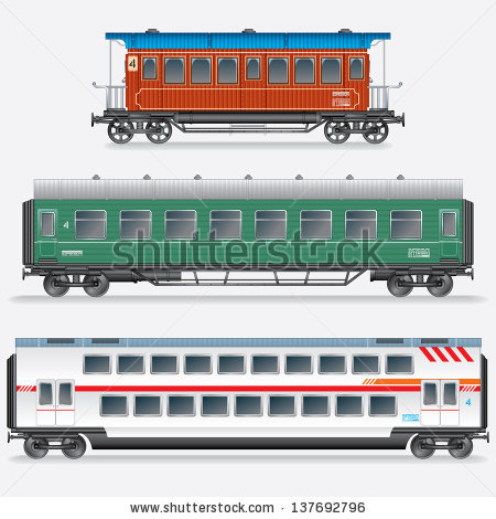 Subway clipart side view Locomotive view side side clipart