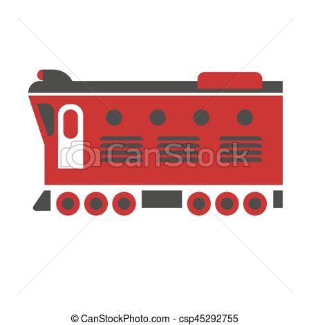 Locomotive clipart train carriage Carrying icon  locomotive black