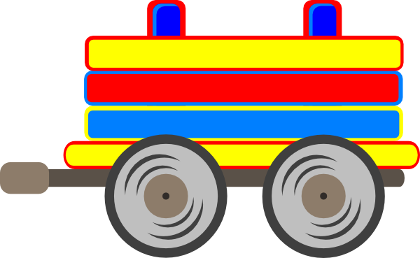 Locomotive clipart train carriage Train online Carriage vector this