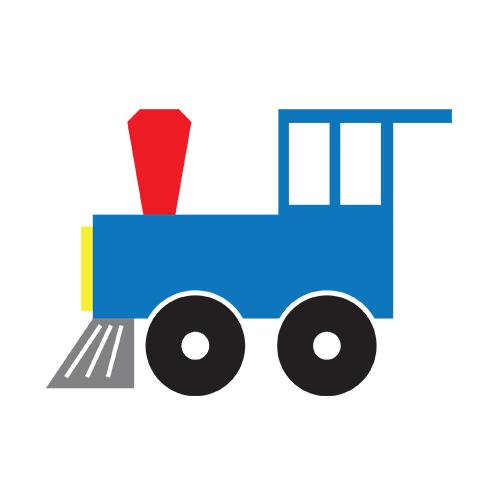 Locomotive clipart train cart Train DesignAbility Train Art –
