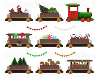 Locomotive clipart train cart Old Train Clipart Engine Art