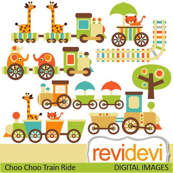 Pastel clipart choo choo train Choo 40 Ride Trains Choo