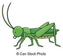 Locust clipart EPS illustration Clipart cartoon Vector