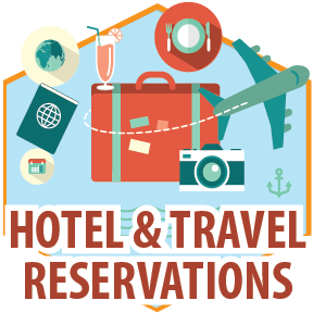Lodge clipart hotel reservation – Reservations REFUEL & Travel