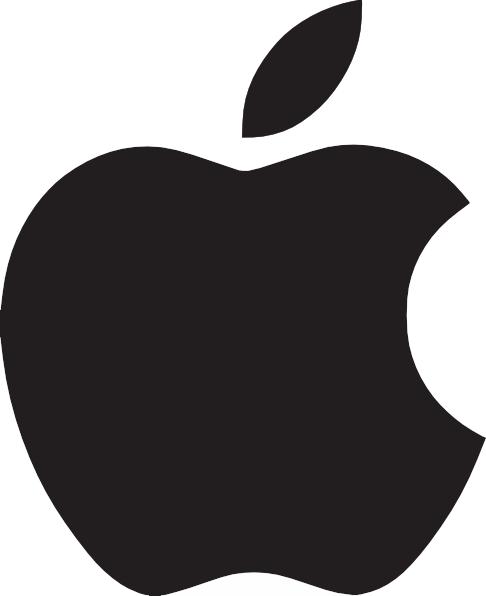 Logo clipart Apple vector Logo online com