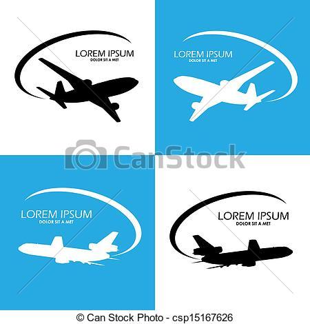 Aviation clipart air travel #12