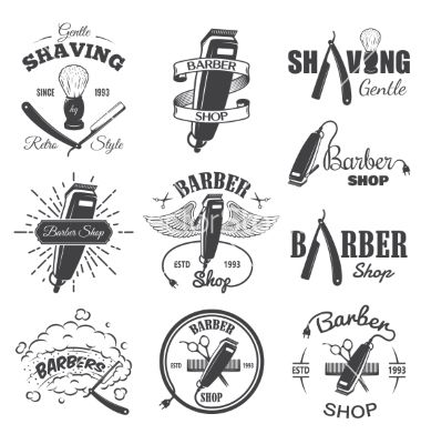 Wire clipart barber Ideas logo barber on Pinterest