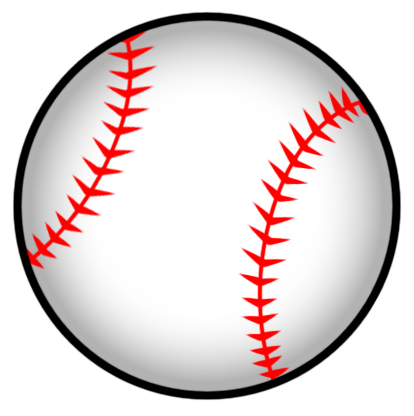 Baseball clipart high resolution #2