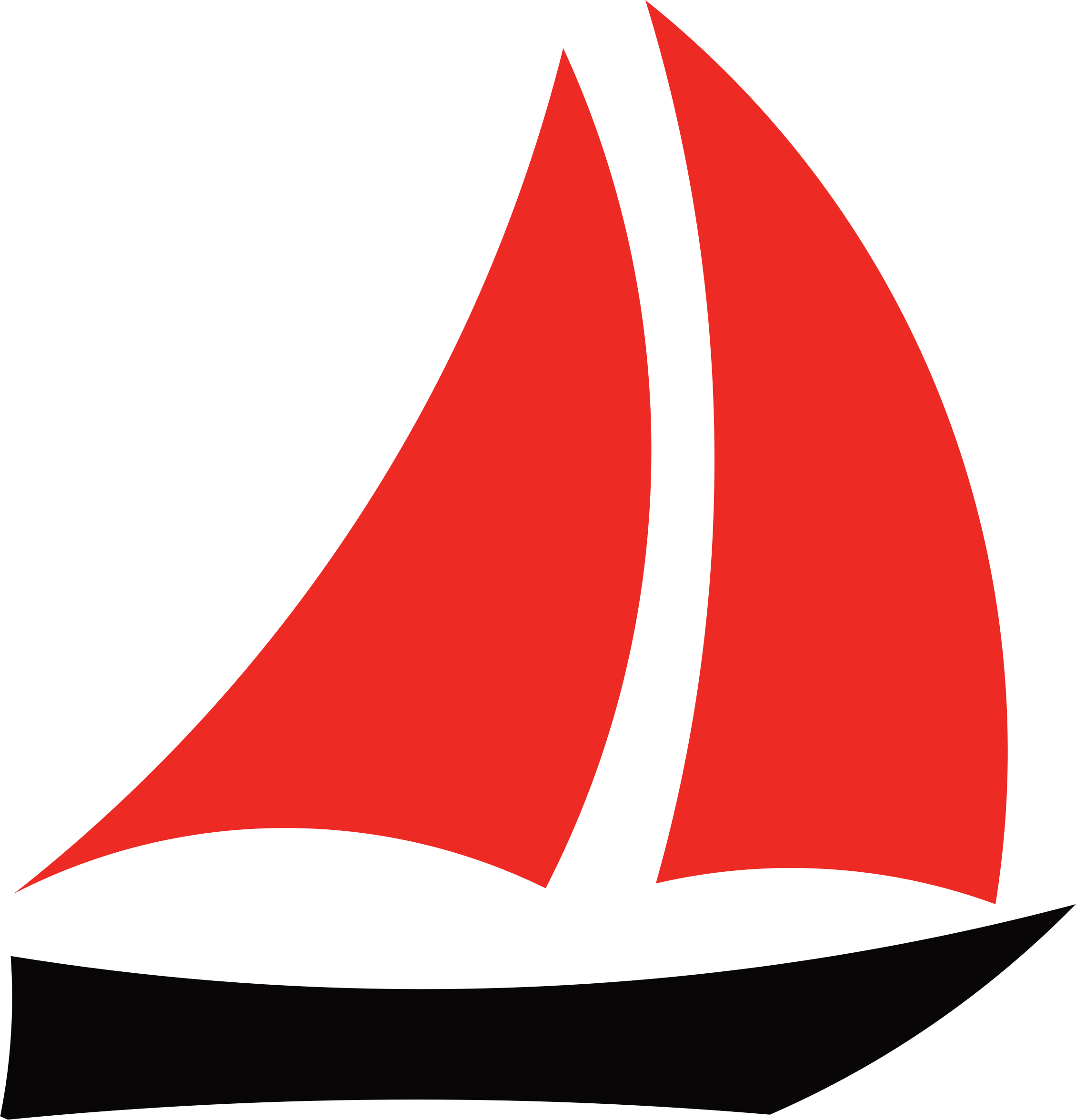 Sailboat clipart dinghy #13