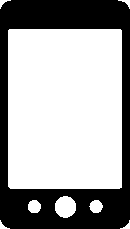 Telephone clipart mobile logo Clip Generic Design Free