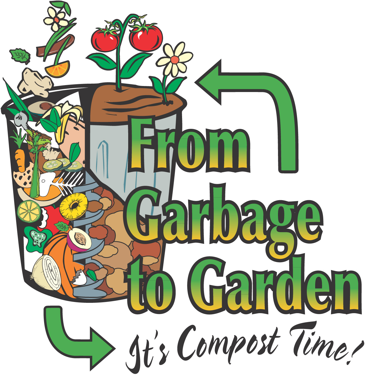 Structure clipart workshop Classes MD Website Composting Classes