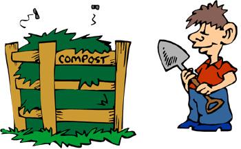 Worm clipart compost heap Panda Heap Free Clipart 20clipart