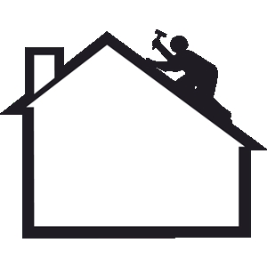 White House clipart home construction Logo Images Construction  House