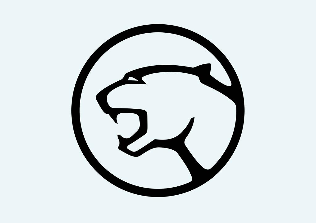 Logo clipart cougar Free Cougar art Free Clip