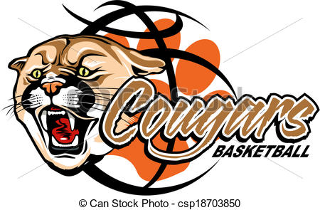 Logo clipart cougar Image Cougar Clipart 16 Clip