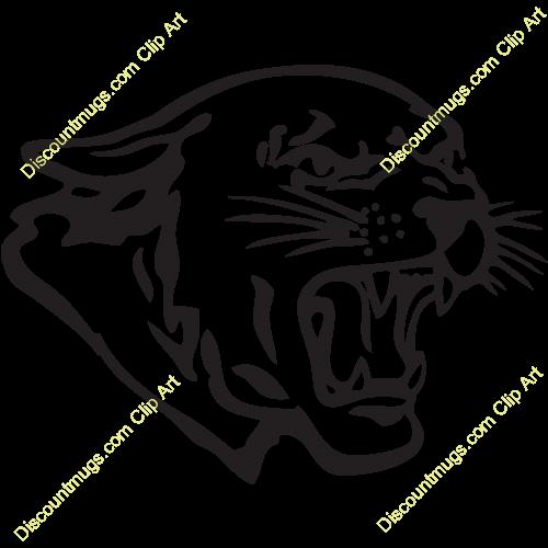 Logo clipart cougar Cougar #6 Cougar art clip