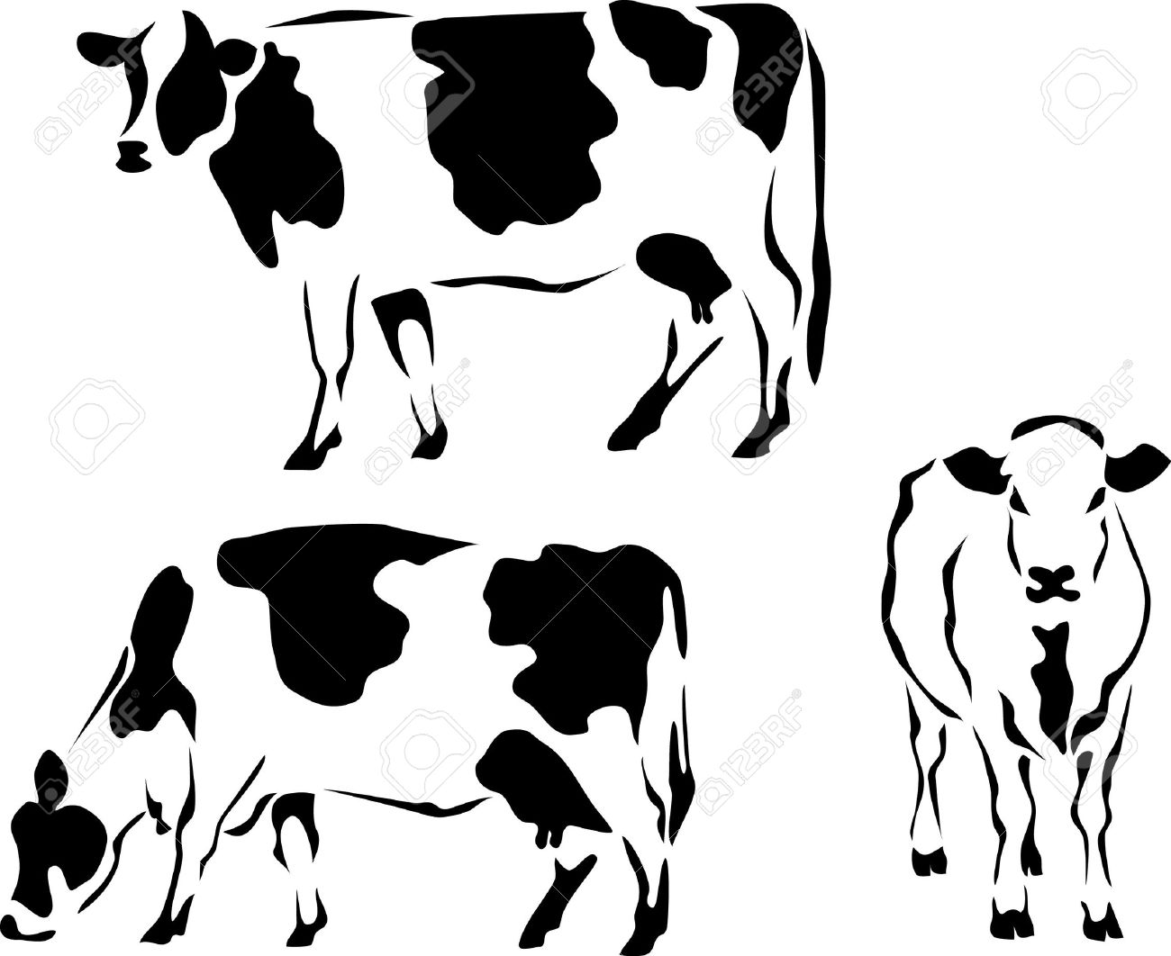 Beef clipart dairy cow Cow and images Pinterest Cow