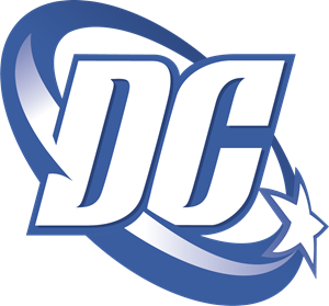 Logo clipart dc comic Vector Comics DC Logo Vector