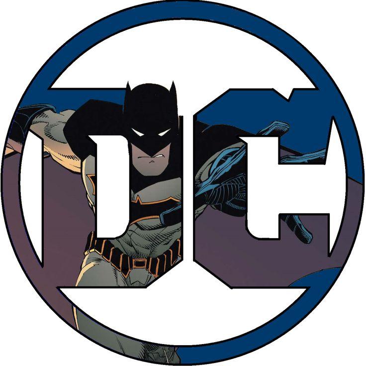 Logo clipart dc comic Batman Logo on DC for