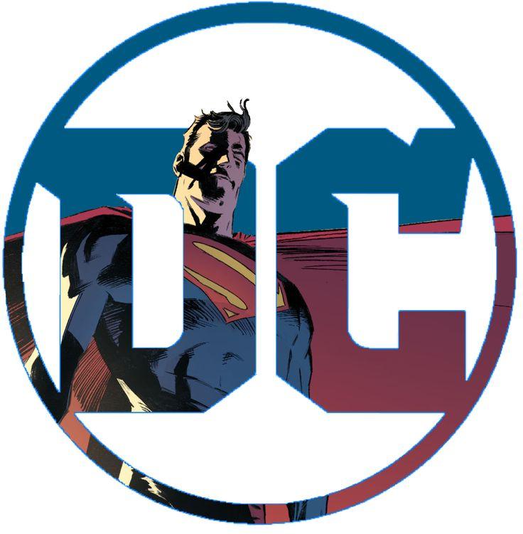 Logo clipart dc comic Superman Logo on DC for