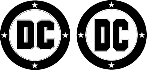 Comic clipart logo – Clip Logo Art DC