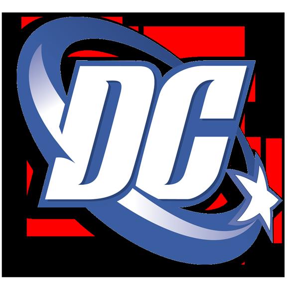 Logo clipart dc comic Png comics dc logo DC