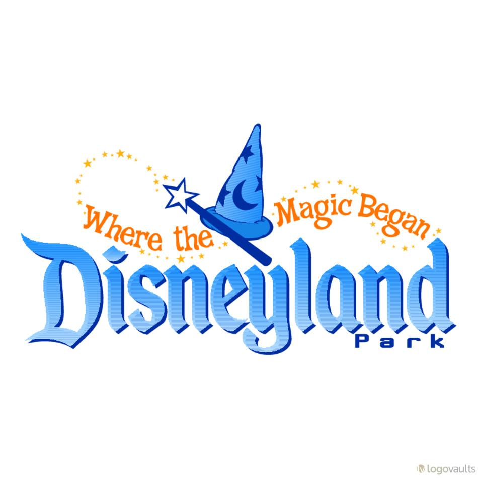 Disneyland clipart disney logo Disney logo logo castle castle