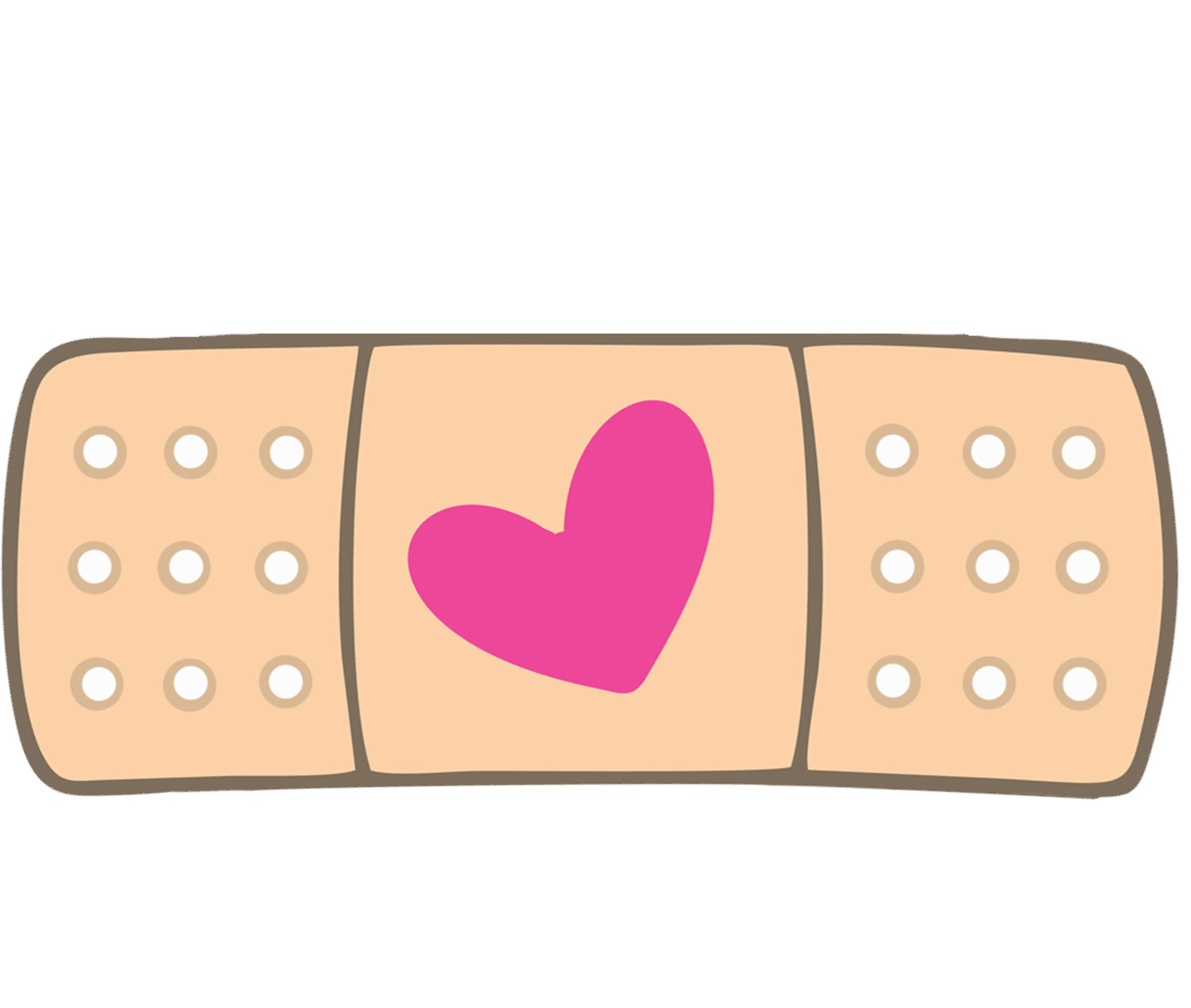 Box clipart band aid Art aid clip Bandaid art