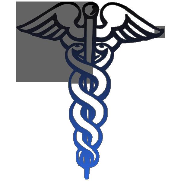 Pulse clipart medical assistant Advertisement Caduceus Images All PNG