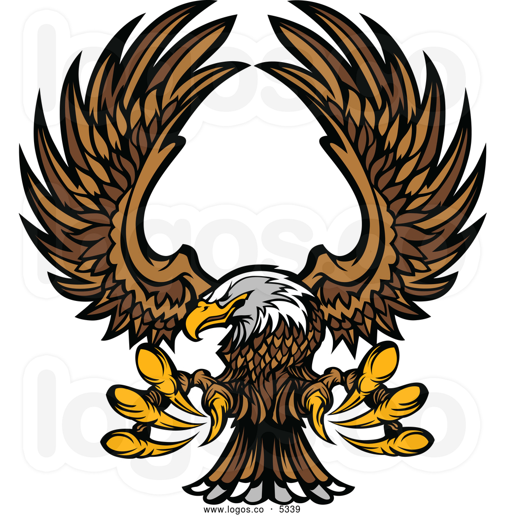 Logo clipart eagle Eagles Kid Cartoon 412 idea