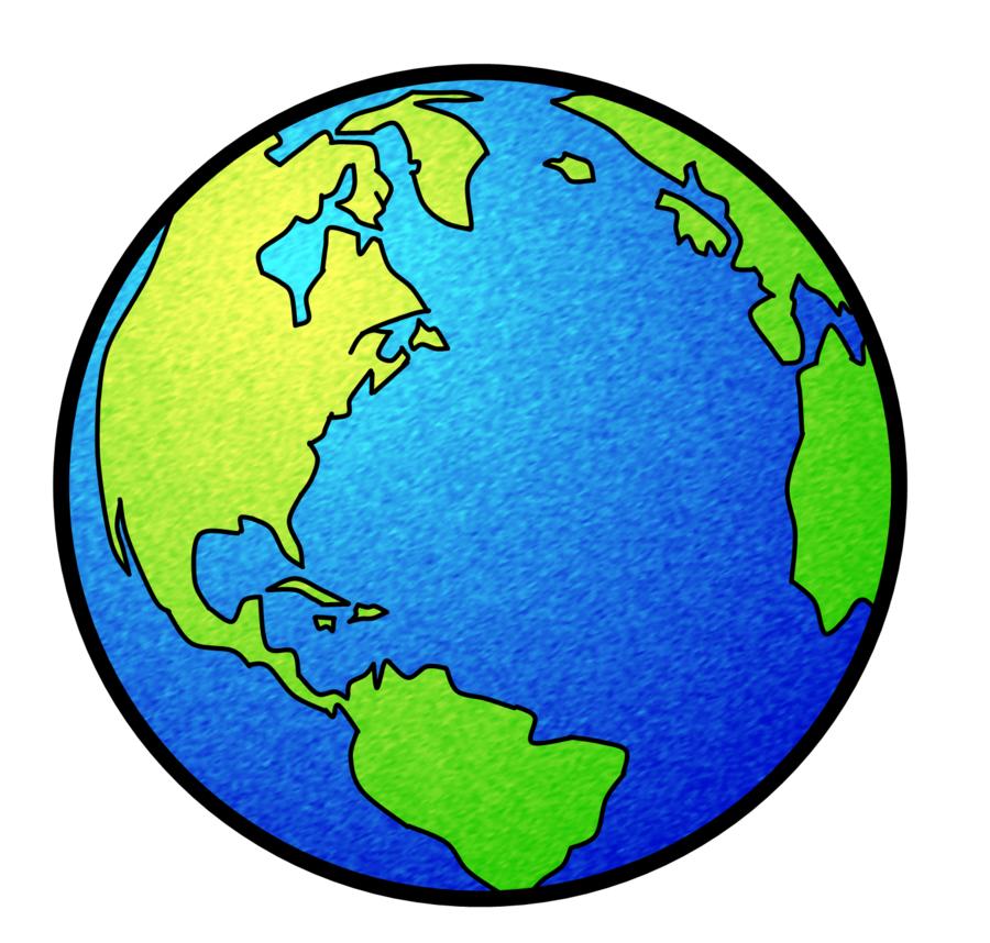 Logo clipart earth Free Clipart Earth Logo by