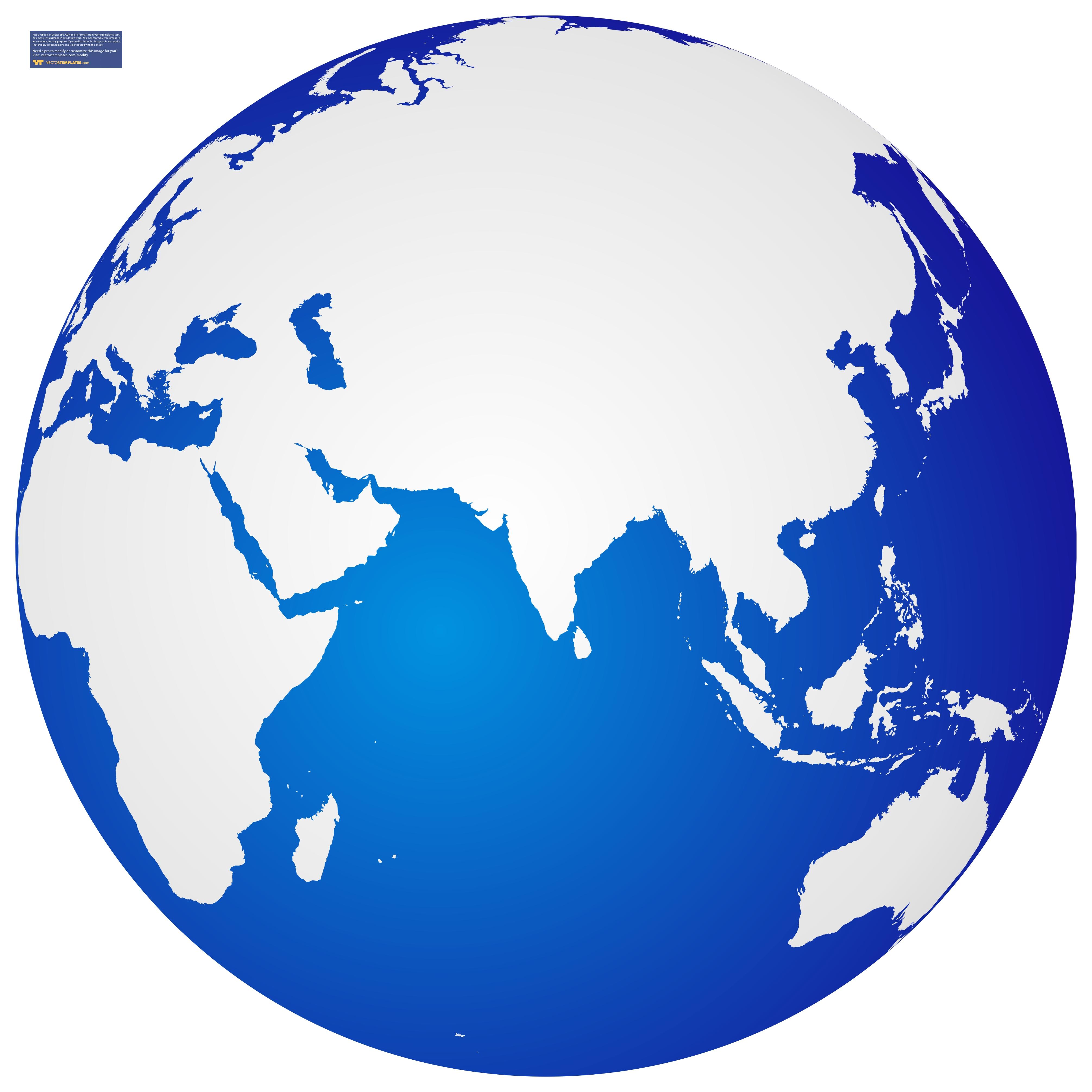 Logo clipart earth Clipart Panda Free Black Images