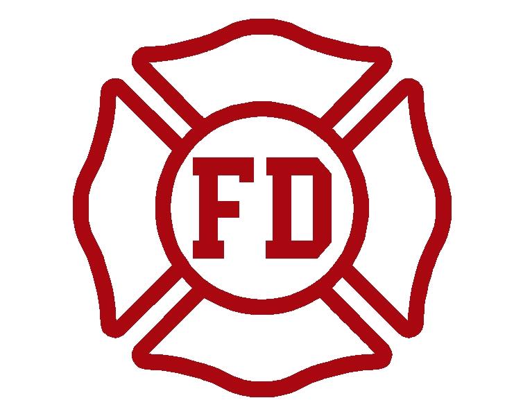 Logo clipart fire department Photo collection Cross Maltese clipart