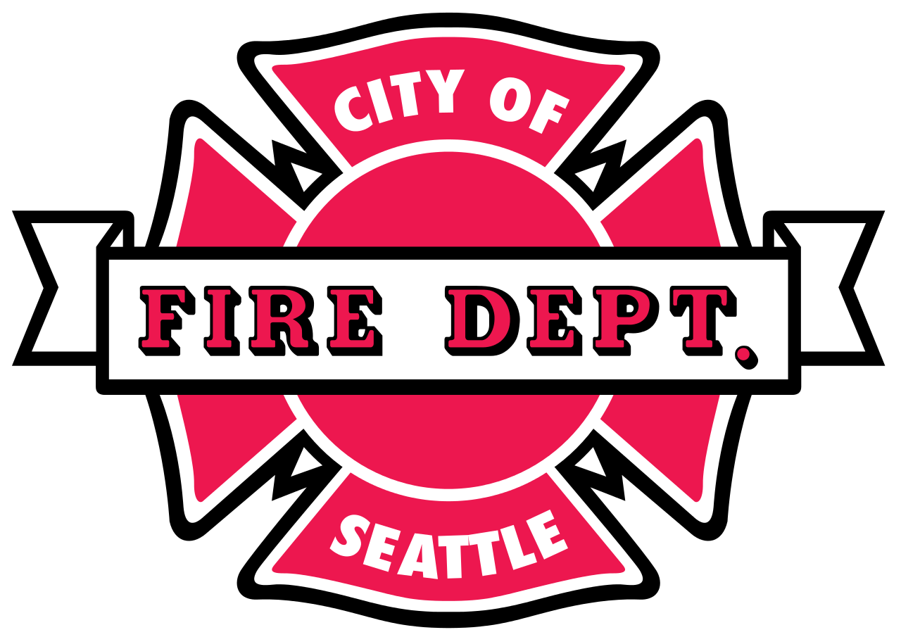 Logo clipart fire department Images Vector Free Fire For