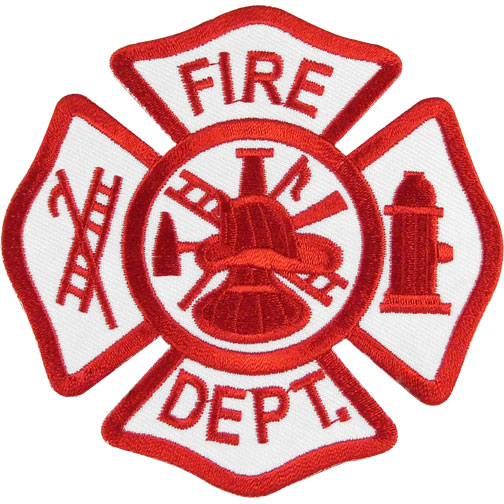 Logo clipart fire department Department Cross Department  Collection