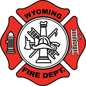 Logo clipart fire department Wyoming Vector Department Fire EPS)