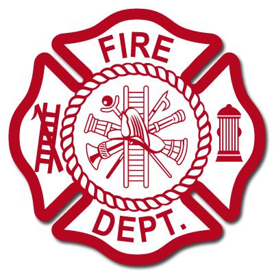 Logo clipart fire department Art websites Fireman  art