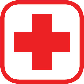 Red Cross clipart first aider Aid First APSI Aid Logo