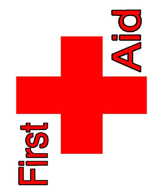 Red Cross clipart first aider Collection Aid Clipart First clipart