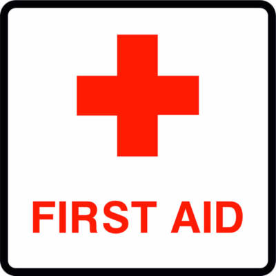 Red Cross clipart first aid box Aid First Art on First