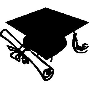 Logo clipart graduation Panda Free Clipart Graduate Images