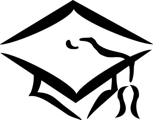 Logo clipart graduation Free  Free Printable Clipart